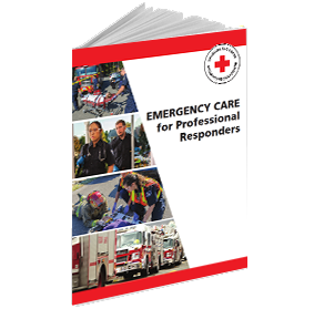 Red Cross Emergency Medical Rsponder manual